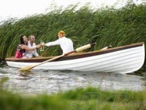 Аренда весельной лодки
